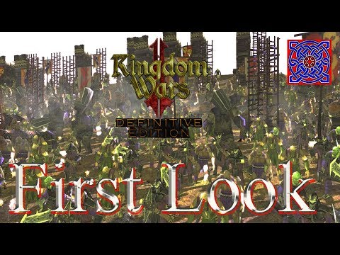 Kingdom Wars 2 : Definitive Edition ::  First Look