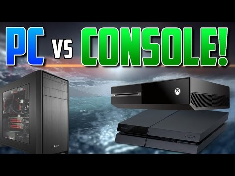 Personal Computers vs Gaming Consoles, Who will rise?