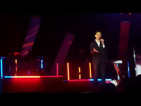 HURTS - Walk away (Live @Novosibirsk,...