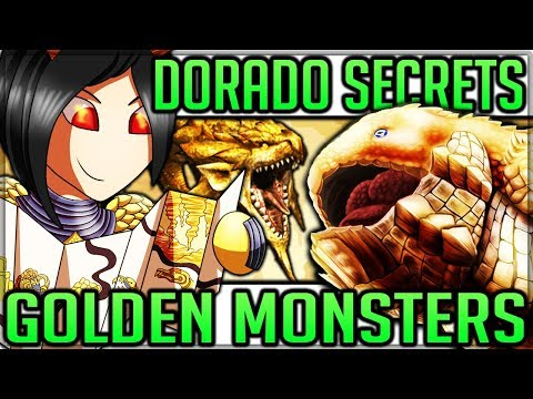 Golden Subspecies - El Dorado Becoming a Full Map in Monster Hunter World! (Lore/Theory/Fun/Discuss)