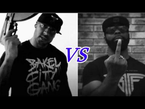 RAP BATTLE   Booba VS Kaaris [Freestyle Comparaison]