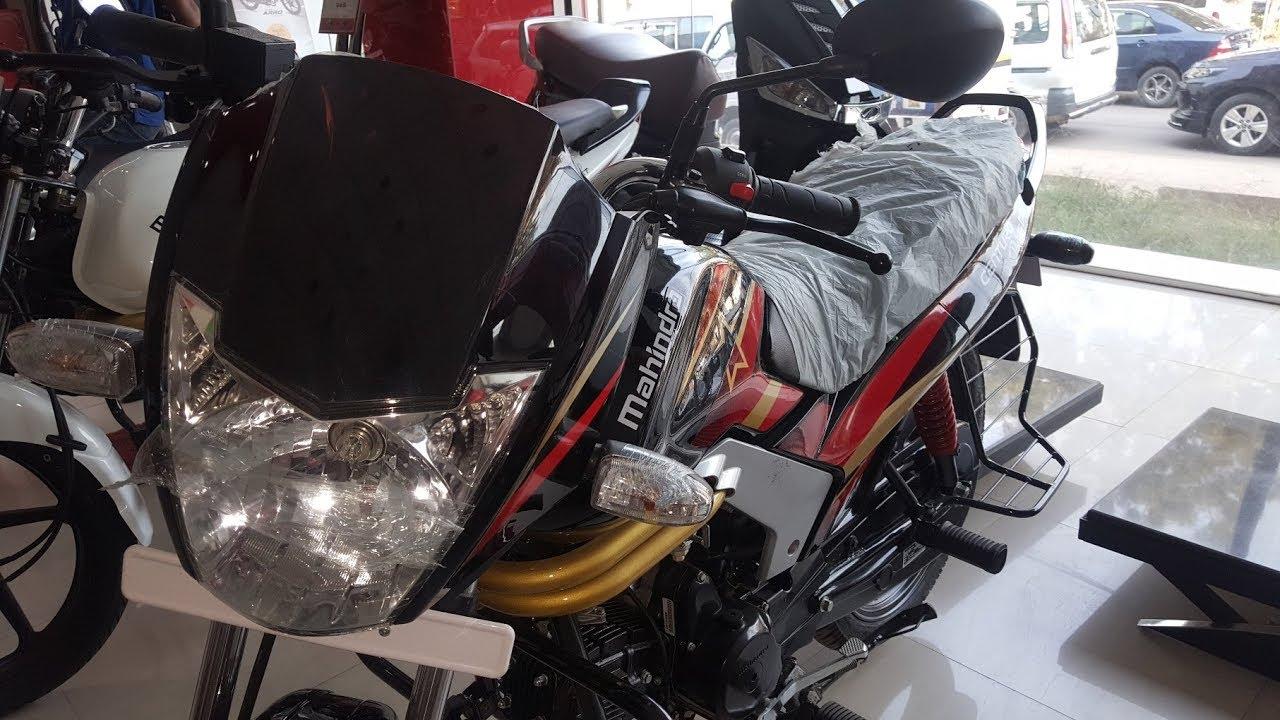 Mahindra Centuro Rockstar Dlx Motorcycle Youtube