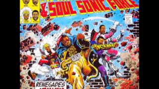Afrikabambaataa And Soul Sonic Force-Renegades Of Funk (Instr.)