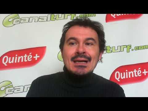 emission video des courses turf pmu du Mardi 12 décembre 2017