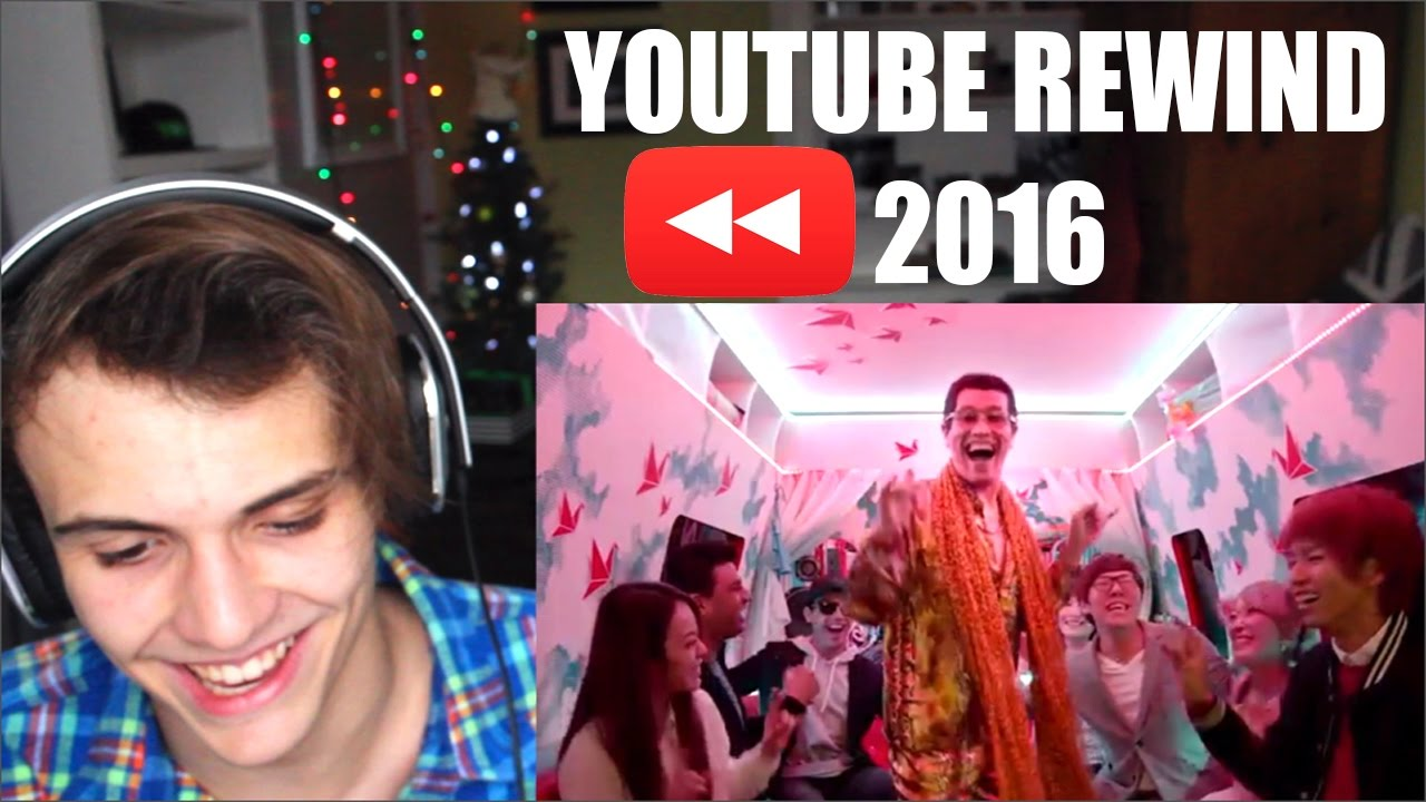 Youtube Rewind The Ultimate 2016 Challenge Reaction