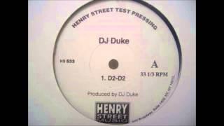 (1996) DJ Duke - D2-D2 [Original Mix]