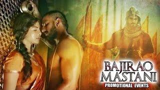 Bajirao Mastani Full Movie (2015) Promotional Events | Ranveer Singh, Deepika Padukone, Priyanka