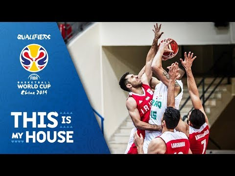 Iraq v Iran - Full Game - FIBA Basketball World Cup 2019 - Asian Qualifiers