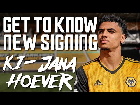 """WOLVES FANS CAN EXPECT A FLYING DUTCHMAN! 