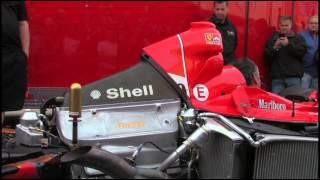 Ferrari F1 Engine Start