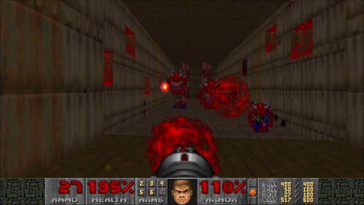 Funny Doom WADs - Text to Doom wad