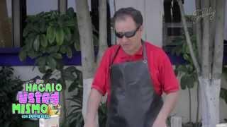 Hágalo Usted Mismo con Sammy Pérez - Cómo hacer una piñata