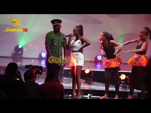 FALZ AND SIMI PERFORM SOLDIER AT THE FALZ EXPERIENCE