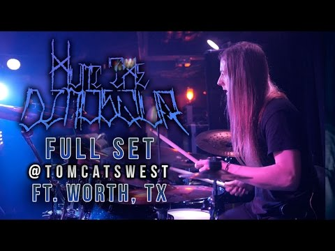 HUNT THE DINOSAUR - Full Set LIVE 2016 (Debut First Show) @Tomcats West