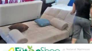 Jamaica Futon Sofa Bed From The Futon Shop
