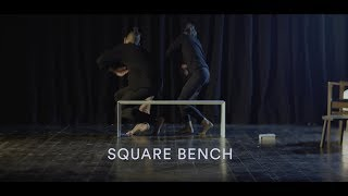 TUBES | Personal Warmth: Square Bench