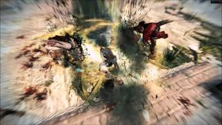 Vindictus All Classes Gameplay