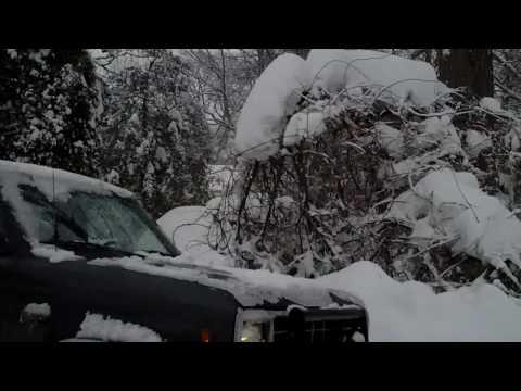Snow 2010 Car Ride Part 3