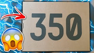 UNBOXING $500 ADIDAS SNEAKERS!!!