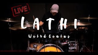 Download lagu LATHI - WEIRD GENIUS (ft. Sara Fajira) Drum Cover | By Vicky Shalov
