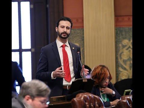 Rep. Yousef Rabhi Opposes HB 5456 Asbestos Victim Legislation