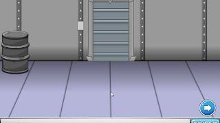 Metal Room Escape Walkthrough [mousecity]