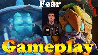 Dota 2 - EG.Fear plays Tinker and Storm Spirit - MMR Gameplay