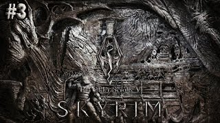 The Elder Scrolls V:Skyrim ▶Опасно!▶ #3