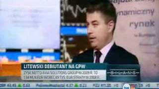 Interview with Gediminas Ziemelis - Avia Solutions Group IPO Poland WSE