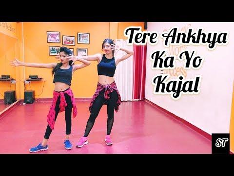 Teri Aankhya Ka Yo Kajal | Sapna Choudhary | Dance Cover | Shalu Tyagi.
