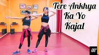 Teri Aankhya Ka Yo Kajal   Sapna Choudhary   Dance Cover   Shalu Tyagi.