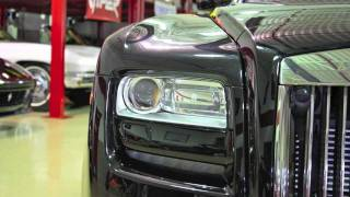 Rolls-Royce Ghost Test Drive and Walk Around--D&M Motorsports Video Review Presentation