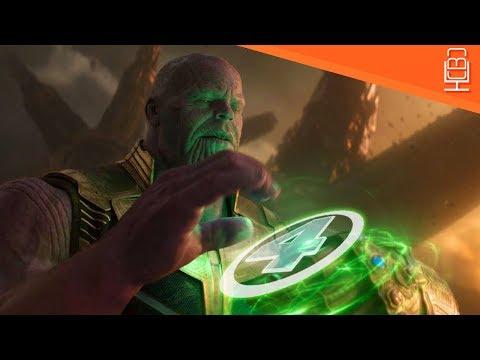 Fantastic Four Easter Egg Found in Avengers Infinity War