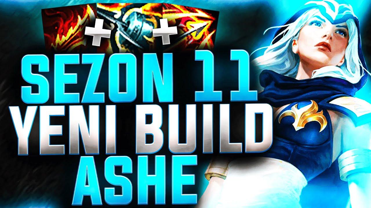 TR Serverında Bronz'dan Challenger'a (A'dan Z'ye) #Ashe