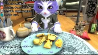 続、雪猫カゥルのお部屋紹介【バーチャルYouTuber Live11回目】