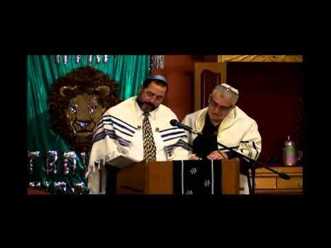 Bar Mitzvahs and Torah Service- November 24, 2012