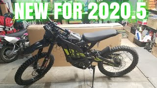 Unboxing NEW 2020 Sur Ron X Light Bee | Assembly