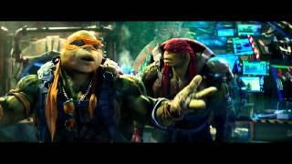 Черепашки-ниндзя 2 - ТВ-ролик с Суперкубка | 2016 | 1080p