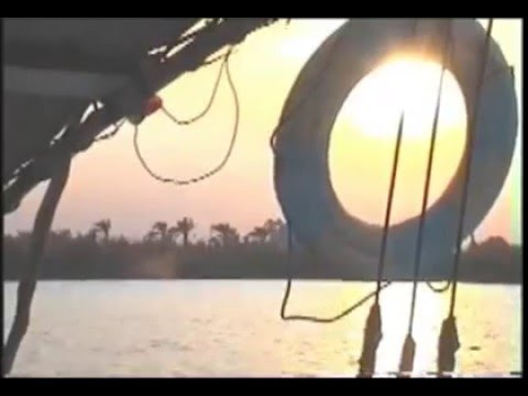 Felucca on the Nile - Cairo