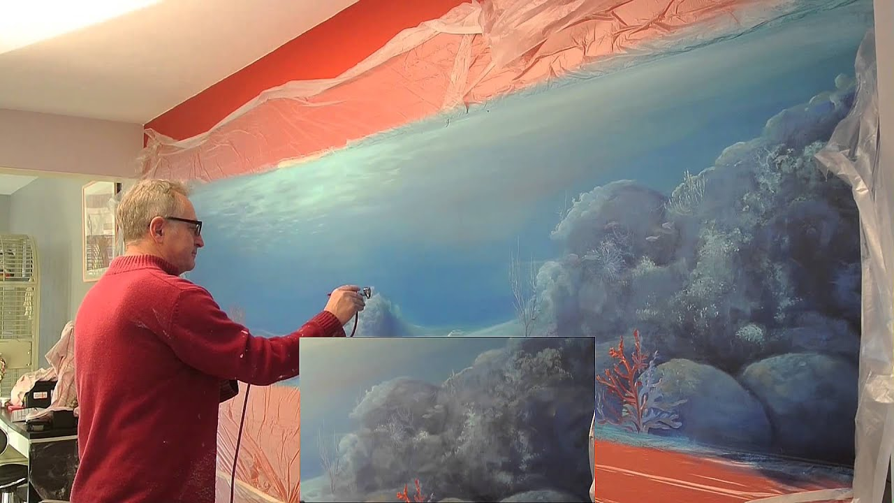 Aquarium Decor De Fond