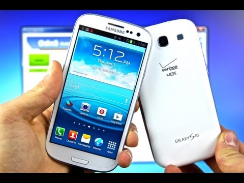 How To Root Verizon Samsung Galaxy S3 4.1.2/4.1.1 & Install CWM Recovery! SCH-I535