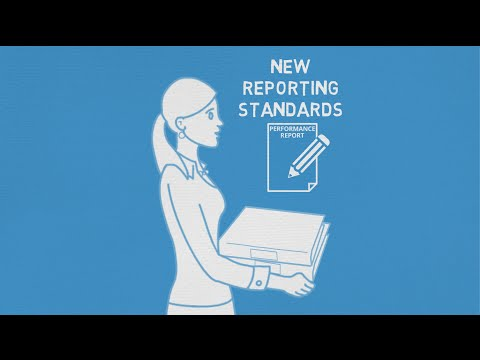 New reporting standards for registered charities