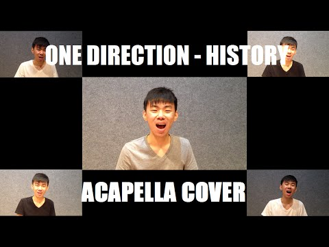 One Direction  History A Cappella   Jason Wijaya