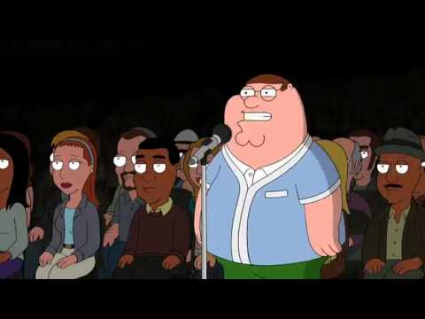 Family Guy - Eye of the tiger