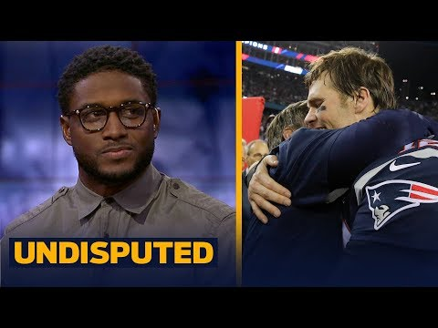 Belichick or Brady - Who deserves more credit for the Patriots dynasty?   UNDISPUTED