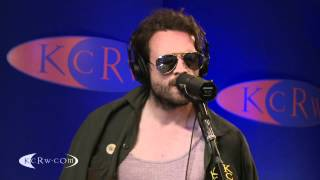 Father John Misty Performing Hollywood Forever Cemetery Sings On KCRW