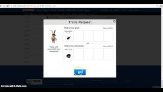 My Trades on ROBLOX (coolboy910) !!MESSOR!!