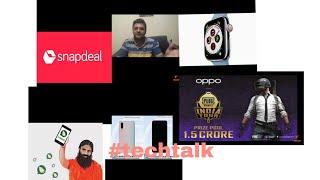 Patanjali kimbho app/ xiaomi mi cc9/cc9e price/ galaxy note 10 launch date/ pubg 1.5 crore prizes
