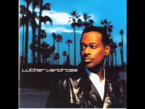 """LUTHER VANDROSS """"Can I Take you out tonight"""""""