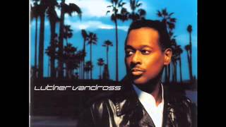"LUTHER VANDROSS ""Can I Take you out tonight"""